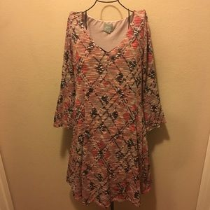 🎉Maeve Anthropology dress size XL cute look🎉